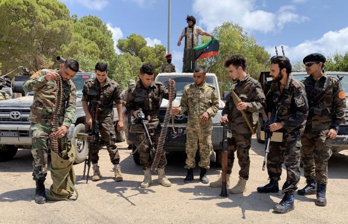 تركيا تتمسك بالوفاق.. هل تلجأ إلى ضباط صوماليين؟