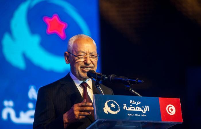 حزب عبير موسي يقاطع الغنوشي: لا للإرهاب في برلمان تونس