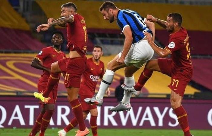 إنتر ميلان يخطف تعادلاً صعباً أمام روما
