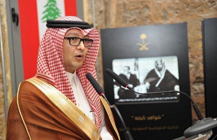دريان اتصل ببخاري مطمئناً الى صحة الملك السعودي