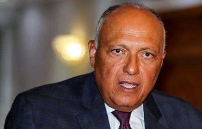 مصر | وزير خارجية مصر: يجب التصدي بحزم لنقل الإرهابيين إلى ليبيا