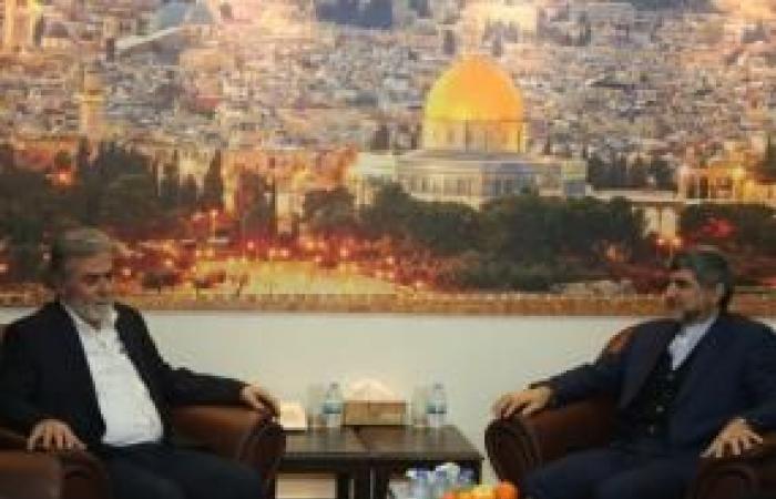 فلسطين | النخالة يستقبل السفير الفلسطيني في بيروت للتأكيد على وحدة الموقف