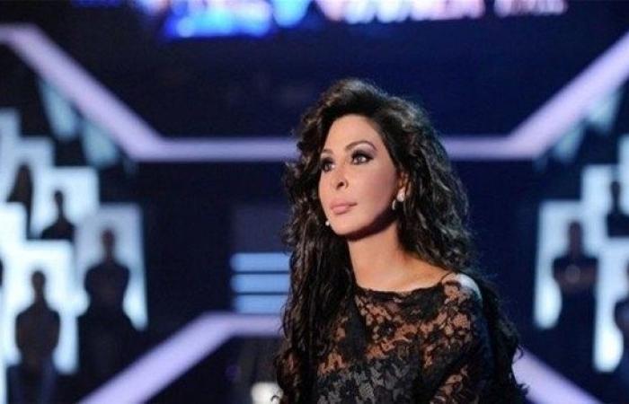 الفنانة اللبانية إليسا تُهاجم الحكومة اللبنانية