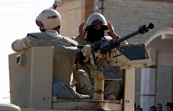 مصر   مصر: مقتل 18إرهابياً في هجوم على إرتكاز أمني بسيناء