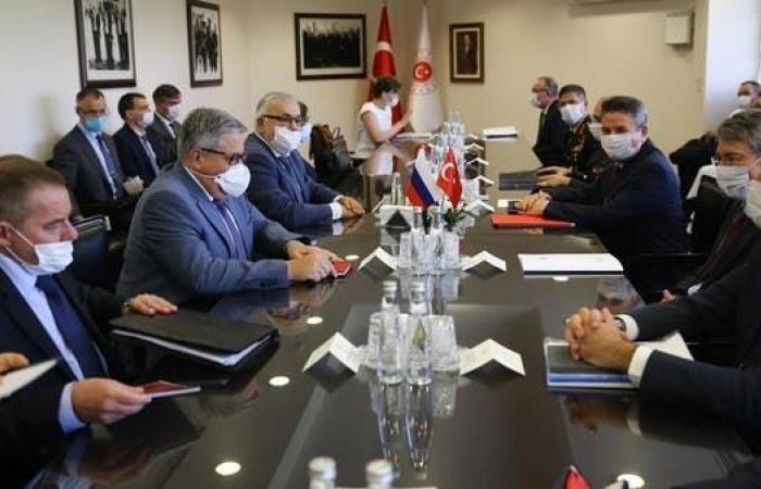 بيان روسي تركي مشترك: تعزيز الحوار السياسي بين الليبيين