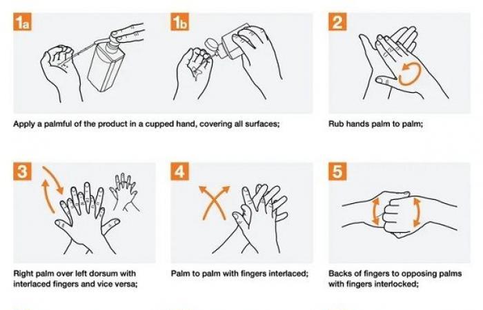 4 أخطاء تجنبها في استخدام معقم اليدين