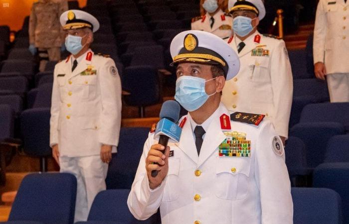السعودية | البحرية السعودية تُعوّم أول كورفيت من مشروع السروات