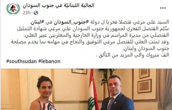علي مرعي.. محكوم في الباراغواي وقنصل فخري في لبنان