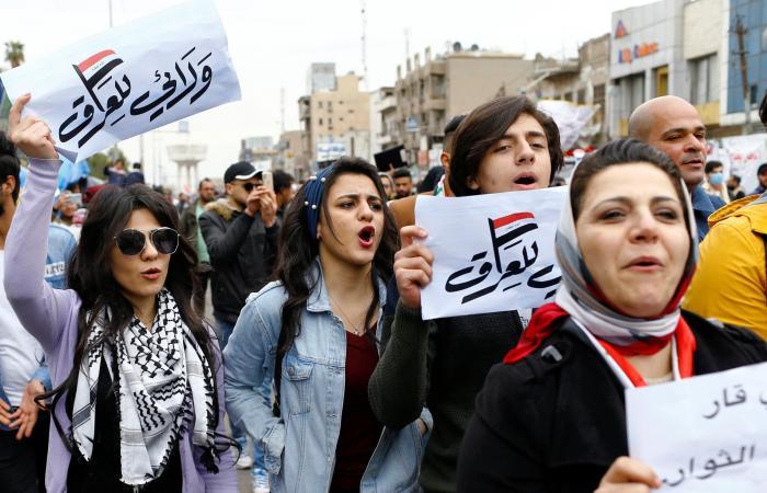 العراق | حراك العراق يعود واضعاً الكاظمي بين فكي كماشة