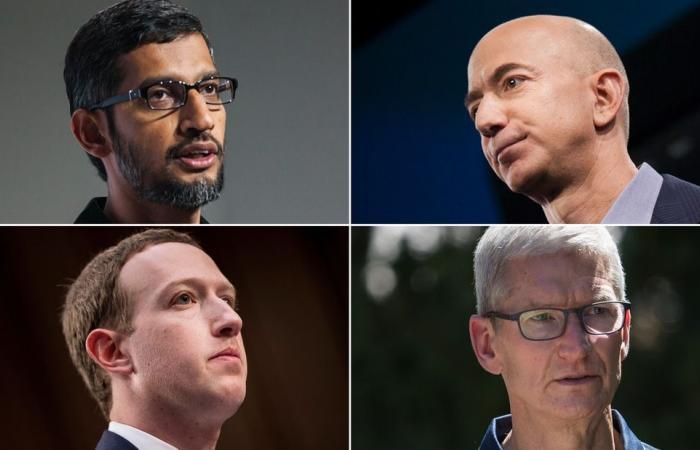 الرؤساء التنفيذيون يدافعون عن شركاتهم