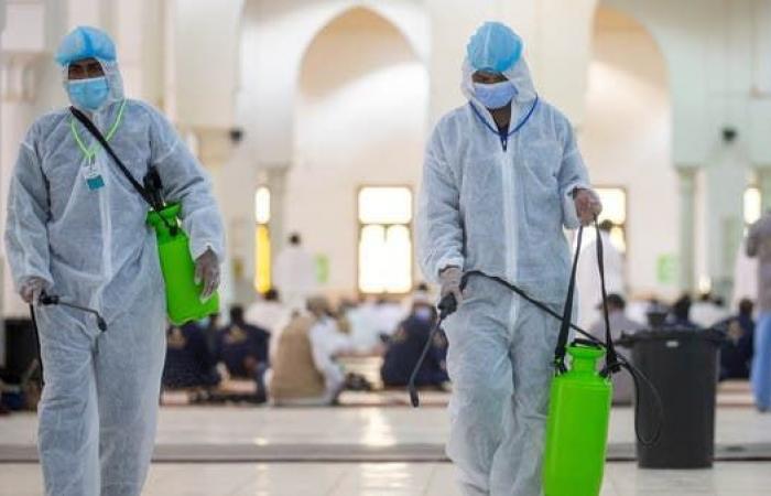 السعودية | السعودية: تسجيل 1686 إصابة جديدة بكورونا.. وتعافي 4460