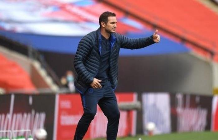 لامبارد يرغب في الفوز بكأس الاتحاد الإنجليزي