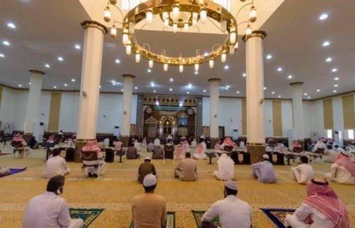 السعودية   السعودية: أكثر من 17 ألف مسجد وجامع أدوا صلاة عيد الأضحى