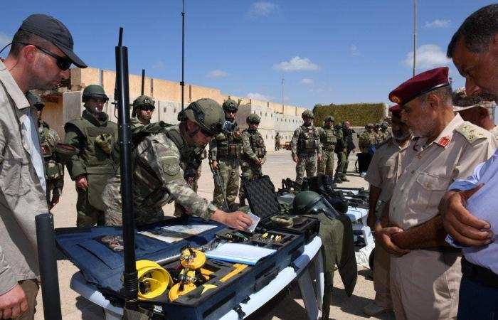 تركيا تمنع ضباطا إيطاليين من دخول مصراتة