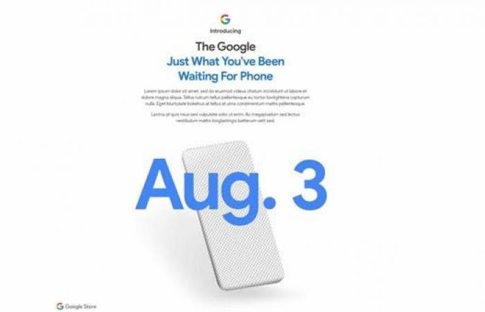 غوغل تطلق هاتفPixel 4a الاثنين القادم