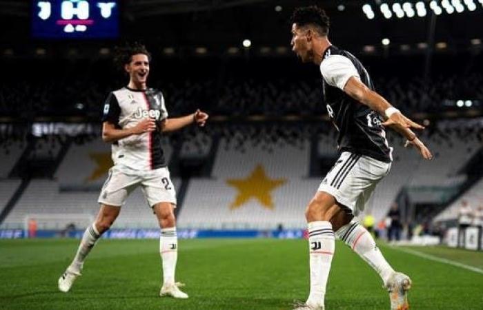 رونالدو يغيب عن مباراة يوفنتوس وروما