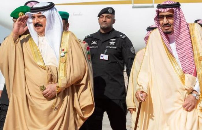 الخليج   ملك البحرين يهنئ خادم الحرمين على نجاح تنظيم الحج