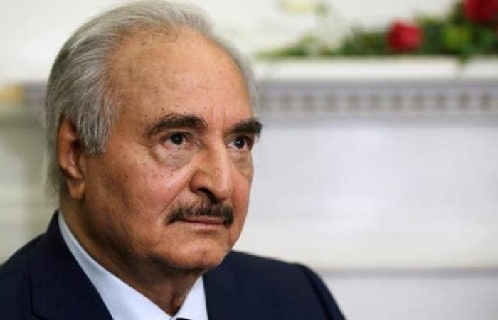 حفتر: الليبيين لن يقبلوا بالخضوع لاستعمار تركي جديد