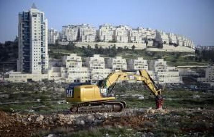 فلسطين | الأردن يدين مصادقة اسرائيل على بناء ألف وحدة استيطانية شرقي القدس المحتلة