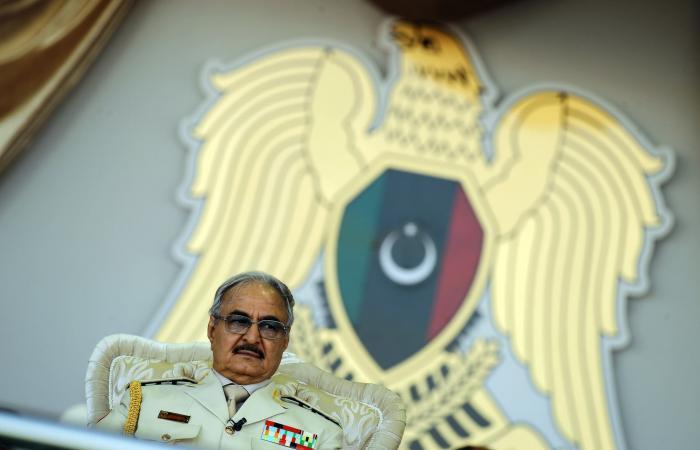 الجيش الليبي يسلم واشنطن رسالة تطالب بتدخل دولي