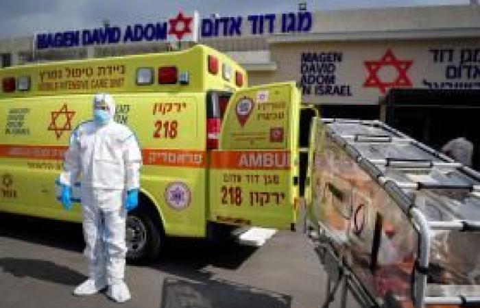 فلسطين | الصحة الإسرائيلية: تسجيل 5 حالات وفاة و 742 إصابة جديدة بفيروس كورونا