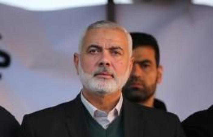 فلسطين | هنية يهاتف الرئيس اللبناني ورئيسي الوزراء والبرلمان