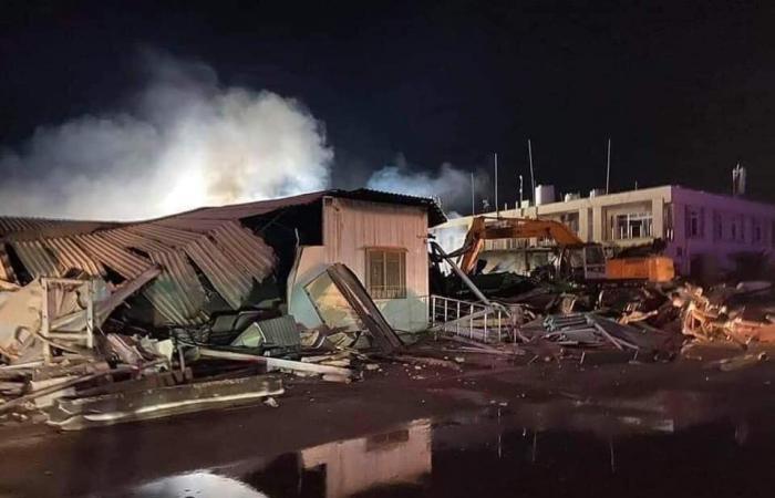 من أحرق مطار مصراته الليبي الخاضع للوفاق؟ مستند قد يحل اللغز