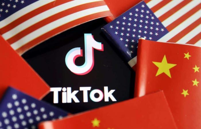 الصين لن تقبل سرقة الولايات المتحدة لتطبيق تيك توك