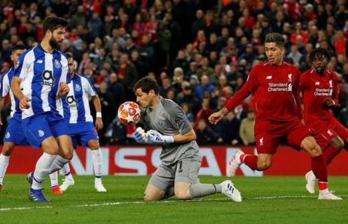 كاسياس يعلن اعتزاله كرة القدم