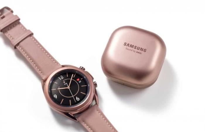 سامسونج تعلن عن Galaxy Watch 3 و Galaxy Buds Live