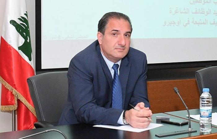 وزير الاتصالات: ما جرى في بيروت جريمة بحق الإنسانية