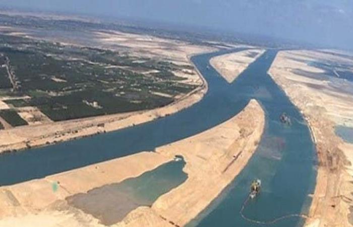 ارتفاع إيرادات مصر من قناة السويس 4.7% في 5 سنوات
