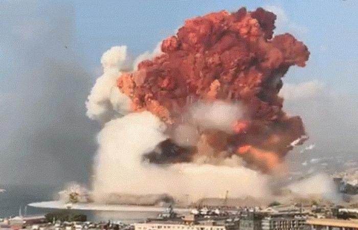 خبراء بريطانيون: انفجار بيروت من أكبر الانفجارات غير النووية في التاريخ