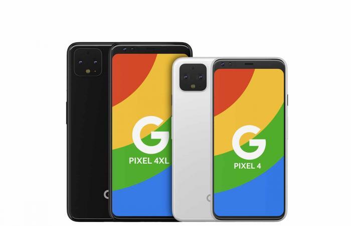 جوجل توقف فجأة بيع هاتفي Pixel 4 و Pixel 4 XL