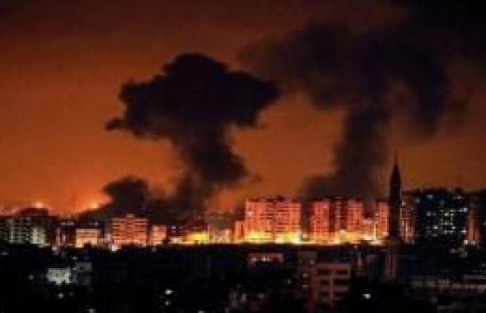 فلسطين   طائرات إسرائيلية تستهدف عدة أهداف للمقاومة شمال قطاع غزة