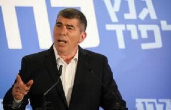 فلسطين   أشكنازي يدعو للحفاظ على استقرار الحكومة الإسرائيلية