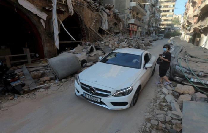 عملية الكشف على أضرار انفجار بيروت ستنطلق