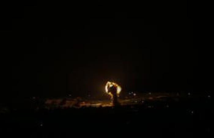فلسطين   حماس: قصف غزة استمرار للعدوان المتمثل بالحصار