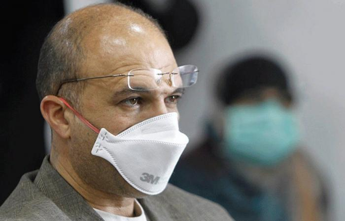 وزير الصحة: مصممون على التمسك بالأمل للخروج من الأزمة