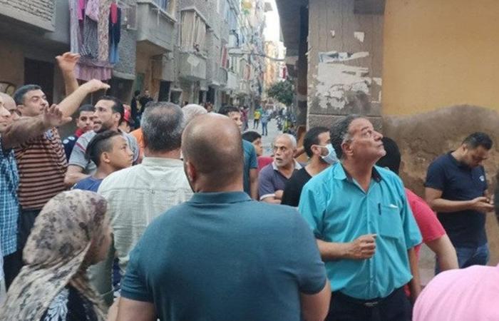 مصر | جثث تحت الركام.. انهيار مبنى سكني في مصر والسلطات تحقق