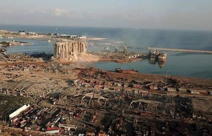 7000 مبنى متضرر في بيروت!
