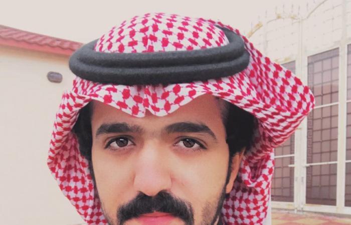 السعودية   بالصور.. سعودي يبتكر طريقة جديدة للرسم بالبخار