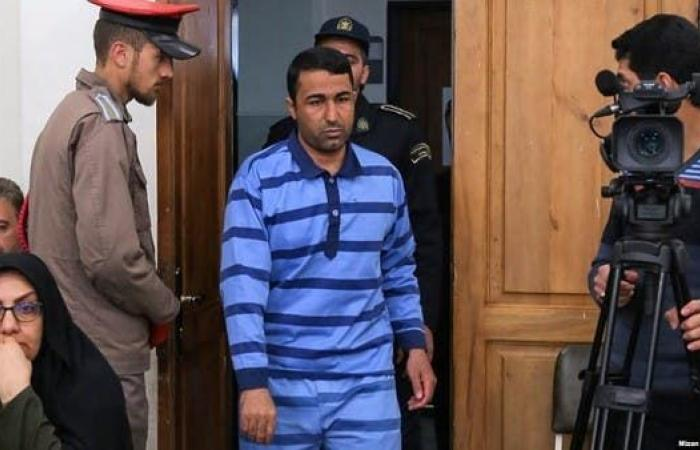 إيران   مصطفى صالحي.. متظاهر أعدم بتهمة قتل ضابط بالحرس الثوري