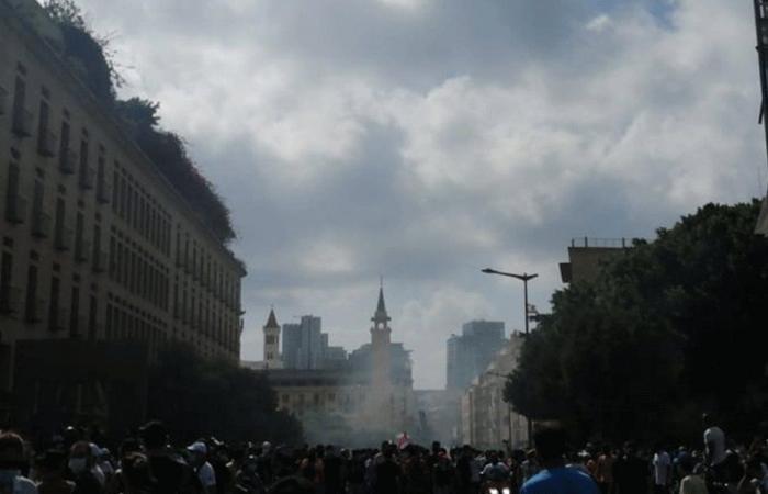 قائد فوج إطفاء بيروت: لا إمكانات لدينا لقمع المتظاهرين