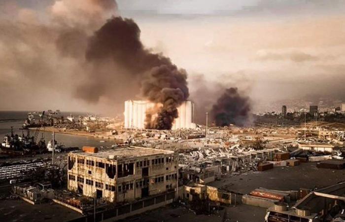 """تفجير بيروت """"جريمة ضد الإنسانية""""؟"""