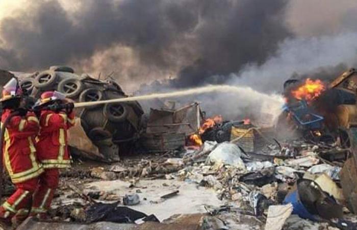 """""""انفجار بيروت"""": نقطة التحول.. وقواعد اللعبة"""