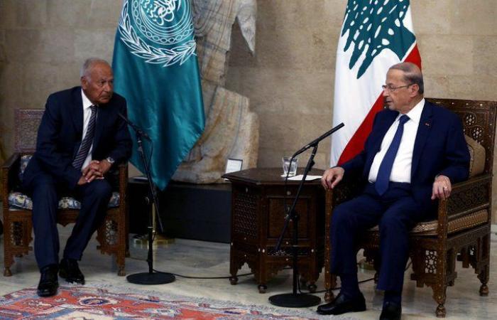 عون للدول العربية والصديقة: ساعدونا في إعادة إعمار بيروت