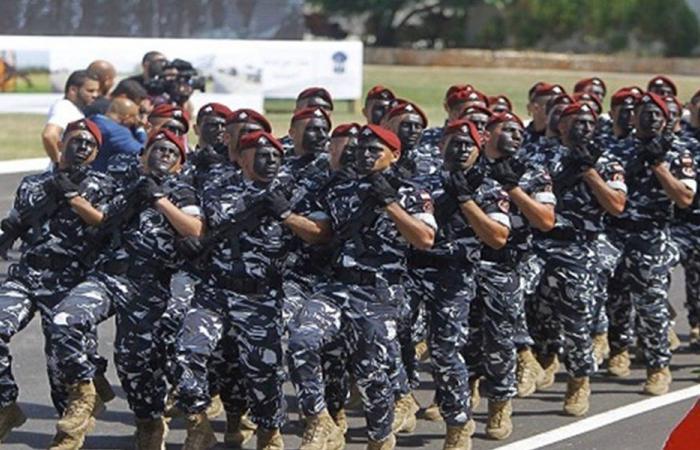 مقتل عنصر من قوى الأمن خلال تظاهرات وسط بيروت