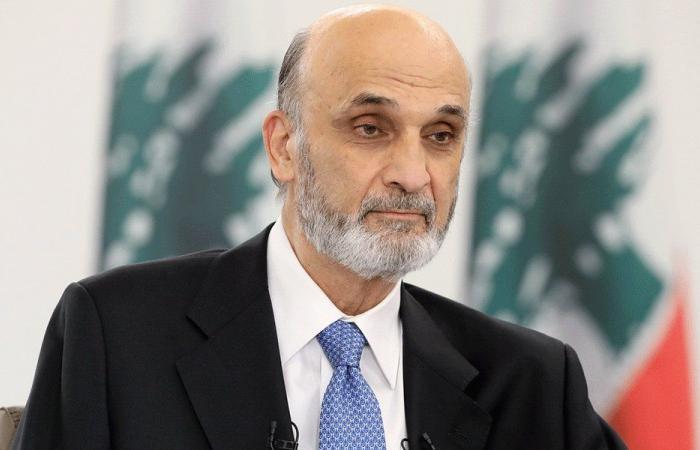 """جعجع: """"حرام"""" الخروج من مجلس النواب بدون ضمان الأمور"""
