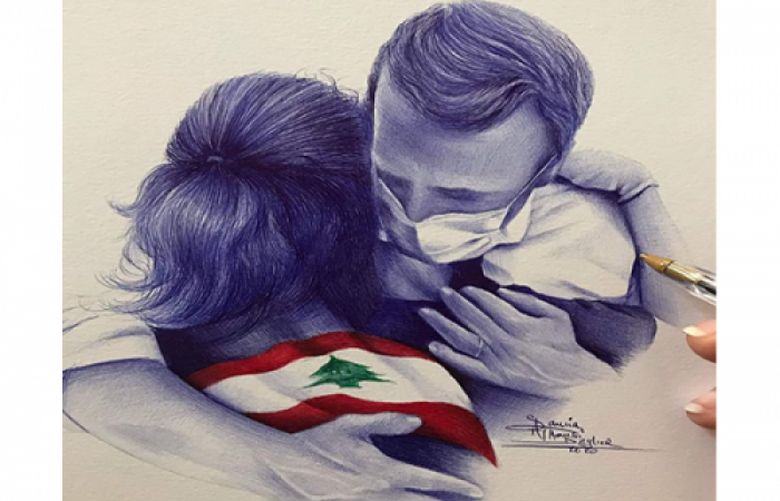 زيارة ماكرون وأمل التغير في لبنان